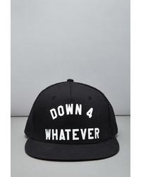 Forever 21 Reason Down 4 Whatever Trucker Hat