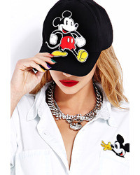 Forever 21 Mickey Mouse Baseball Cap