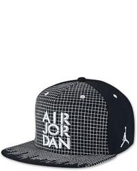 Nike Air Jordan Iv Sneaker Snapback Hat