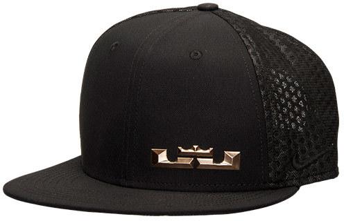 23290b8a58f ... Nike Qt S P Lebron Ascend True Snapback Hat ...