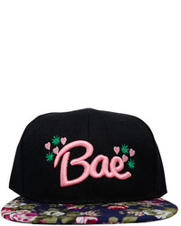 The High Rise Co B Snapback
