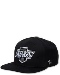 Zephyr Los Angeles Kings Nhl Rave Snapback Hat