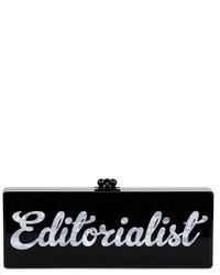 Edie Parker Editorialist Bespoke Clutch