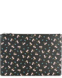 Floral print iconic clutch medium 3668095