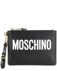 Logo print clutch medium 5252366