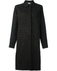 Givenchy Logo Print Coat