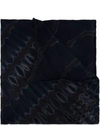 Tie dye print scarf medium 692507