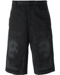 Givenchy Christ Print Shorts