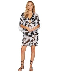 Bleu Rod Beattie Between The Lines Caftan Cover Up Swimwear