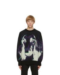 Paul Smith Black Homer Sweater