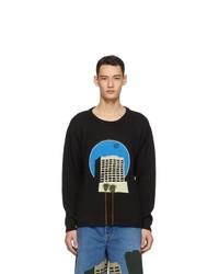 Loewe Black Ken Price Edition La Patch Sweater