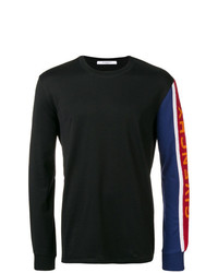 Givenchy Contrast Sleeve Jumper
