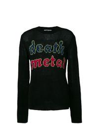 McQ Alexander McQueen Death Metal Jumper
