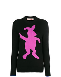 Marni Logo Knit Sweater