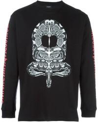 Marcelo Burlon County of Milan Snake Print T Shirt