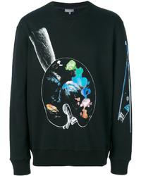 Lanvin Palette Print Sweatshirt