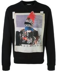 Photo print sweatshirt medium 640346
