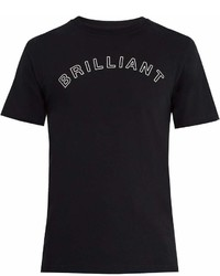 A Brilliant Brand Crew Neck Short Sleeved T Shirt