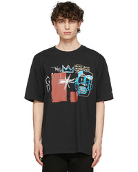 Converse Black Basquiat Edition Loose Fit T Shirt