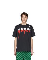 Gucci Black Blade T Shirt