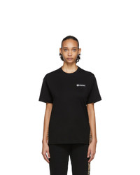 Burberry Black Carrick T Shirt
