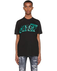 DSQUARED2 Black Caten Cool T Shirt