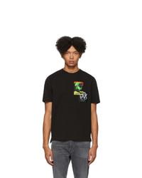 Diesel Black J 18 T Shirt