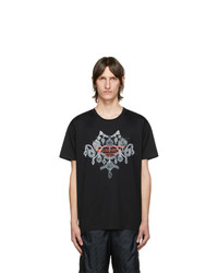Givenchy Black Jewellery Homme T Shirt