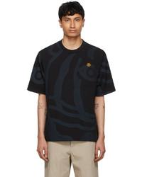 Kenzo Black K Tiger T Shirt