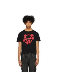 Worstok Black Logo Rocker T Shirt