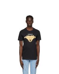 Versace Black Medusa Graphic T Shirt