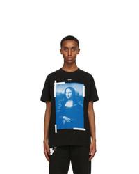 Off-White Black Mona Lisa T Shirt