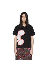 Marni Black Mouse T Shirt