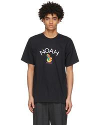 Noah Black New Order Edition Technique 89 T Shirt