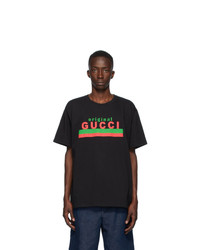 Gucci Black Original T Shirt