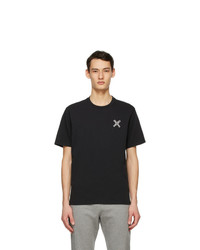 Kenzo Black Sport Little X T Shirt