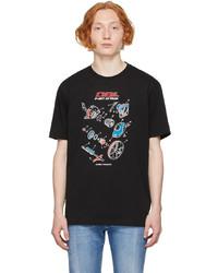 Diesel Black T Just B53 T Shirt