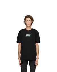 Diesel Black T Just X62 T Shirt
