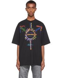 Acne Studios Black T Shirt