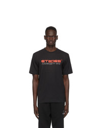 Études Black Terminator 2 Edition Wonder T2 T Shirt