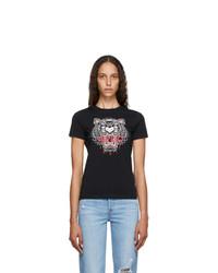 Kenzo Black Tiger T Shirt