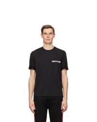 Neil Barrett Black Untitled T Shirt