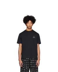 Études Black Wonder Logo T Shirt