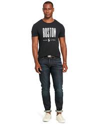... Polo Ralph Lauren Custom Fit Boston T Shirt