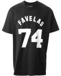 Givenchy Favelas 74 Printed T Shirt