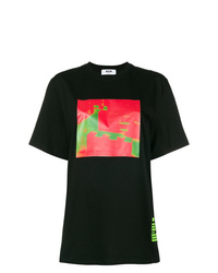 MSGM Graphic Print T Shirt