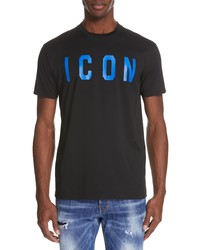 DSQUARED2 Icon Graphic T Shirt