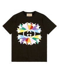 Gucci Interlocking G Cotton T Shirt