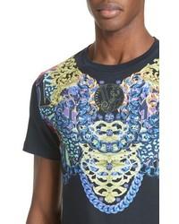 fc8f1ec8 Versace Jeans Baroque Chain Print T Shirt, $175 | Nordstrom ...