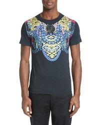 Versace Jeans Baroque Chain Print T Shirt